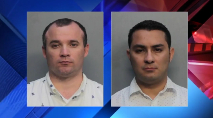 2 Priests Arrested in Miami Beach for Sex in Parked Car