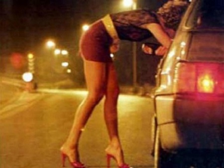 Crackdown on Sex Ads Creates Unintended Consequences: Increases in Street Prostitution