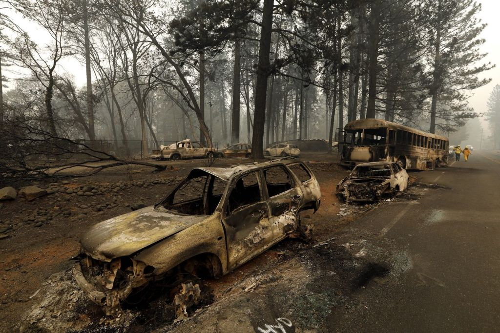 Only Bones and Fragments: California Wildfire Toll Grows as Grim Searches Continue. www.businessmanagement.news