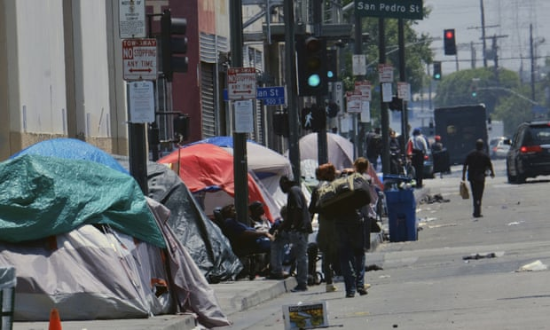Inside the Homeless Crisis in Los Angeles. www.insidenews.today