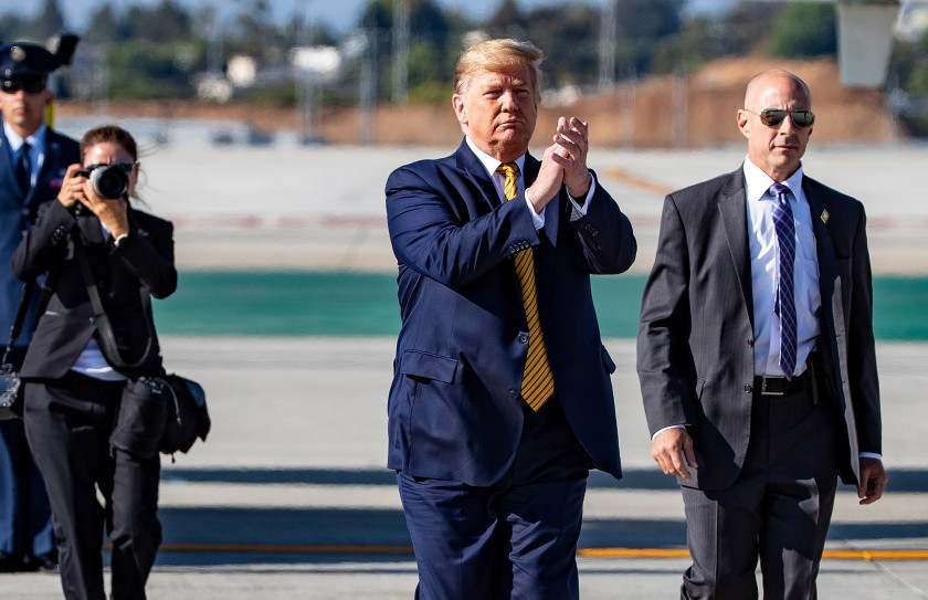 Trump Says Homeless Problem is Ruining California, but Rejects Requests for Federal Help. www.insightnews.today
