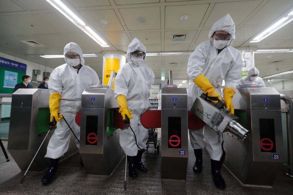 "Ships, Hotels, Businesses are ""Deep Cleaning"" to Stop Coronavirus... What does that mean? www.businessmanagement.news"