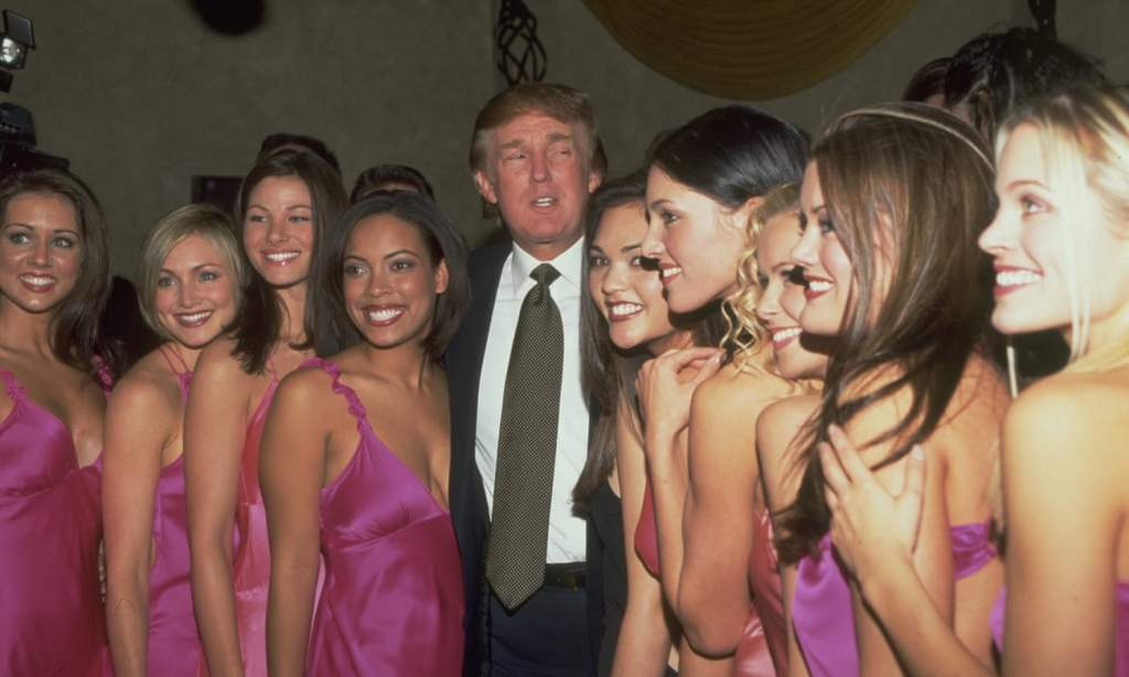 Donald Trump: Sexual Predator - New Book Details a Lifetime of Abusing Women. www.businessmanagement.news