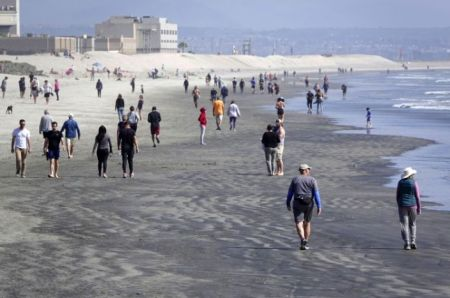 Coronavirus is Rampant at the Beach: Stay Away, Scientists Implore. www.businessmanagement.news