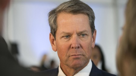 The Dumbest Governor in America: Brian Kemp. www.businessmanagement.news