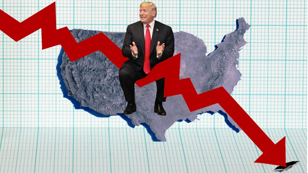 America's Economy Now Officially Worst in Nation's History