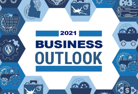 Business Outlook 2021 by Scott Yahraus