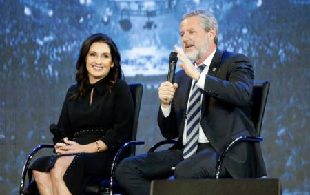 Jerry Falwell Jr., Becki Falwell - the charade of morality