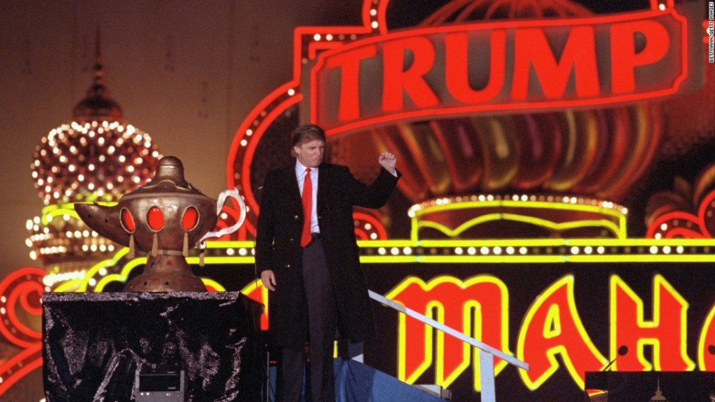Trump Casino Quietly Settled Claims of Money Laundering Before he was President