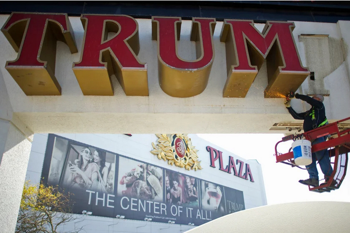 Win a chance to blow up Trump's Atlantic City casino
